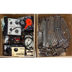 View 2: Transformer, Track, Switch and Book Assortment