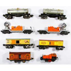 View 2: Lionel Train Assortment