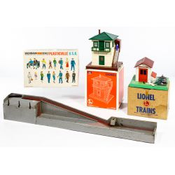 View 2: Lionel, American Flyer and Plasticville Set Assortment