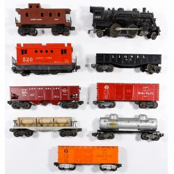View 2: Lionel Model Train Assortment
