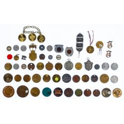 View 9: Token and Medal Assortment