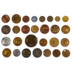 View 7: Token and Medal Assortment