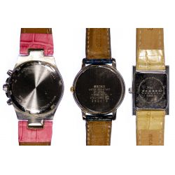 View 4: Wrist Watch and Jewelry Assortment