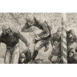 View 2: Henri Farre (American / French, 1871-1934) Etching