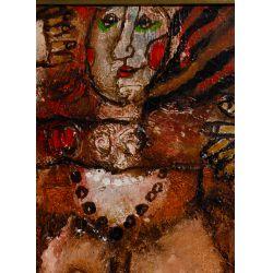 View 3: Theo Tobiasse (Israeli, 1927-2012) Oil on Canvas
