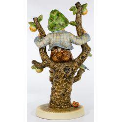 "View 3: Hummel #142 / X ""Apple Tree Boy"" Jumbo Figurine"