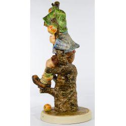 "View 2: Hummel #142 / X ""Apple Tree Boy"" Jumbo Figurine"