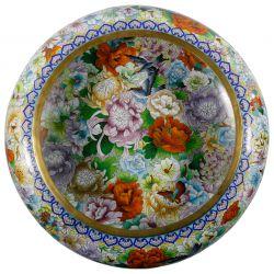 View 3: Asian Cloisonne Bowl