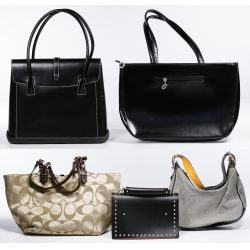 View 2: Designer Purse Assortment