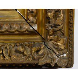 View 10: Unknown Artist (European, 19th Century) Oil on Board