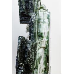 View 14: Chinese Carved Jadeite Jade Intricate Sculpture