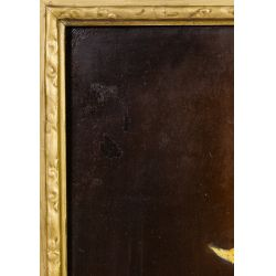 View 3: Unknown Artist (Dutch, 19th Century) Oil on Board