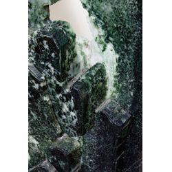 View 12: Chinese Carved Jadeite Jade Intricate Sculpture