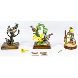 View 5: Boehm Bird Figurine Assortment
