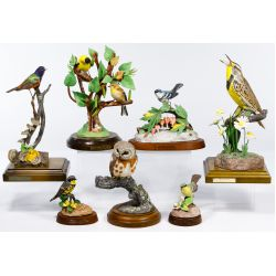 View 2: Boehm Bird Figurine Assortment