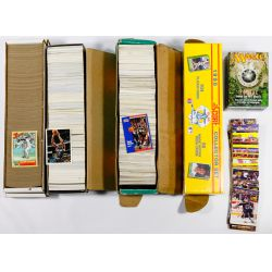 View 3: Sports Trading Card Assortment
