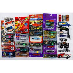 "View 2: Mattel ""Hot Wheels"" Car and Die Cast Car Assortment"