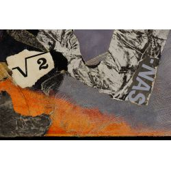 View 3: Rita Rapaport (American, 1918-2003) Mixed Media on Canvas