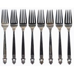 "View 2: International ""Royal Danish"" Sterling Silver Flatware"