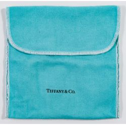 """View 4: Tiffany & Co Sterling Silver """"Somerset"""" Mesh Necklace and Bracelet"""