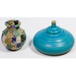View 2: Stephen Joseph Polchert (American, 1920-2008) Pottery Vessel