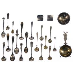 View 2: Sterling Silver and Silver Plated Assortment