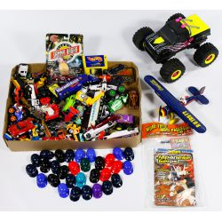 View 5: Toy Vehicle Assortment