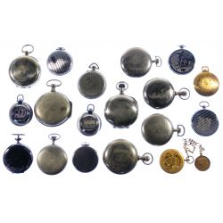 View 2: Pocket Watch Assortment