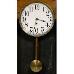 View 2: Sessions Advertising Regulator Wall Clock