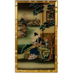 View 2: Chinese Reverse Paintings on Glass