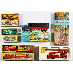 View 3: Corgi and Dinkey Toy Car and Truck Assortment
