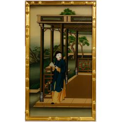 View 3: Chinese Reverse Paintings on Glass