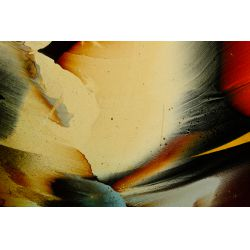 "View 4: Leonardo Nierman (Mexican, b.1932) ""Bird of Paradise"" Oil on Masonite"