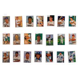 View 4: 1951 Bowman Baseball Trading Card Assortment