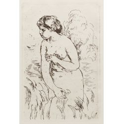 View 3: (After) Pierre Auguste Renoir (French, 1841-1919) Etchings