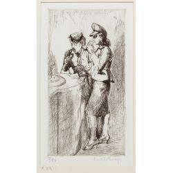 View 4: Isabel Bishop (American, 1902-1988) Etching Assortment