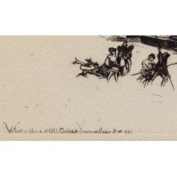 View 7: Seymour Haden (English, 1818-1910) Etching Assortment