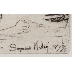View 5: Seymour Haden (English, 1818-1910) Etching Assortment