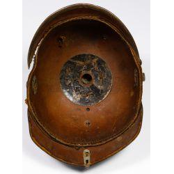 View 10: World War I German Prussian Pickelhaube Spiked Helmets