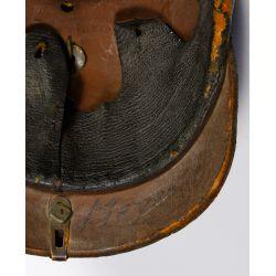 View 7: World War I German Prussian Pickelhaube Spiked Helmets