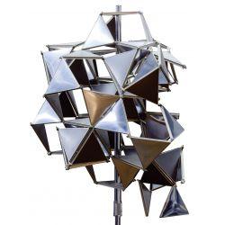 View 2: Buckminster Fuller (American 1895-1983) Sculpture