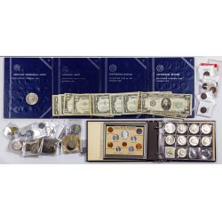 View 2: US and World Coin Assortment