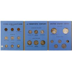 View 2: US and World Silver Coin Assortment