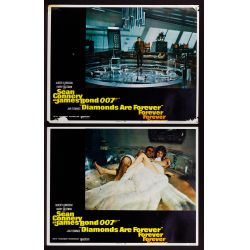 View 3: James Bond US Movie Lobby Card Assortment