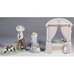 View 2: Lladro and Zaphir Figurine Assortment
