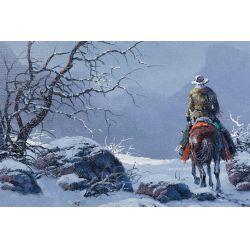 View 2: Jorge Tarallo Braun (Uruguayan / American, b.1951) Oil on Canvas