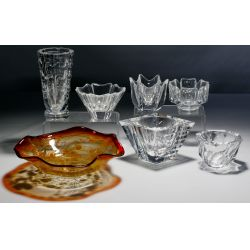 View 2: Orrefors Crystal Assortment