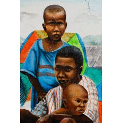 View 7: Various Artists (Haitian, 20th Century) Acrylic on Canvas