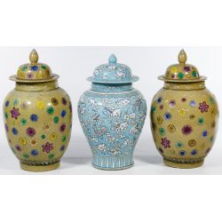 View 2: Asian Style Ginger Jar Assortment