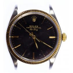 "View 4: Rolex Oyster Perpetual ""Air-King"" Wrist Watch"